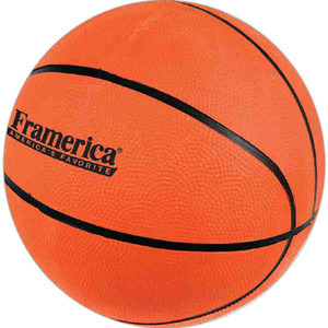 Custom Imprinted Basketball Promotional Items
