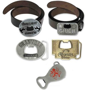 Belt Buckles, Custom Imprinted With Your Logo!