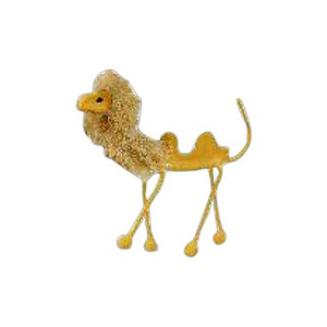 Custom Printed Bendable Camel Toys