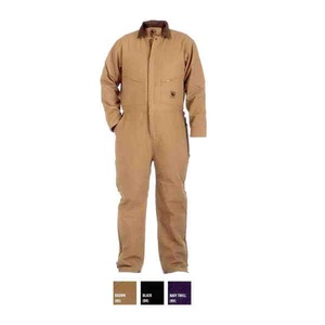 Custom Printed Berne Apparel Coveralls