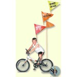Customized Biking Sport Safety Flags