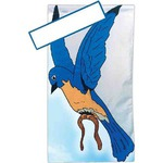 Custom Imprinted Bird Themed Flags