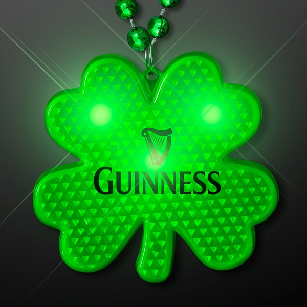 Custom Printed St. Patrick's Day Holiday Flashing Items