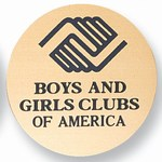 Custom Engraved Boys and Girls Club Emblems and Seals
