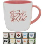 Custom Imprinted Breast Cancer Awareness Mugs