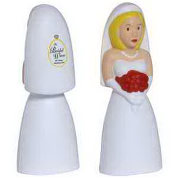 Custom Imprinted Wedding Favor Stress Relievers