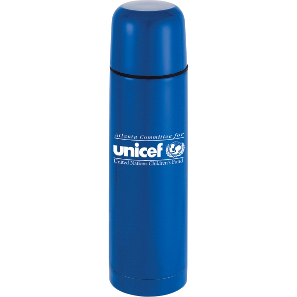 1 Day Service Vacuum Bottle and Travel Tumbler Gift Sets, Custom Designed With Your Logo!