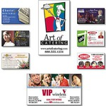 Custom Printed Business Card Magnets