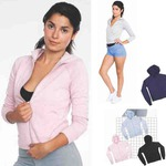 Custom Printed American Apparel Jackets For Women