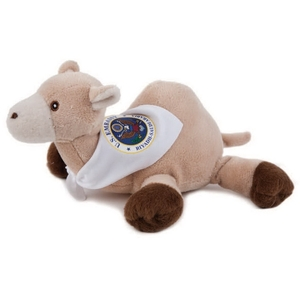 Camel Animal Bean Bag Toys, Custom Imprinted With Your Logo!