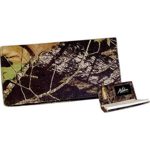 Custom Printed Camouflage Check Book Covers