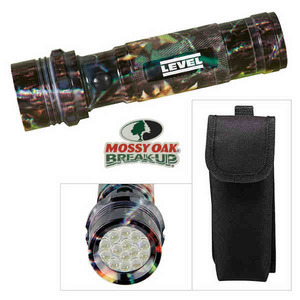 Custom Printed Camouflage Flashlights