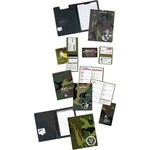 Custom Imprinted Camouflage Memo Books