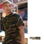 Custom Imprinted Camouflage Shirts