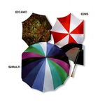 Custom Imprinted Camouflage Umbrellas