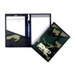 Custom Imprinted Camouflage Value Plus Standard Folders