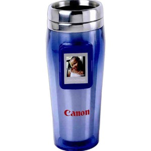 Custom Printed Canadian Manufactured 16oz. Digital Photo Tumbler