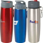 Custom Printed Canadian Manufactured Water Bottles