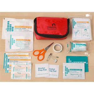 Custom Printed Canadian Manufactured 24 Piece First Aid Kits