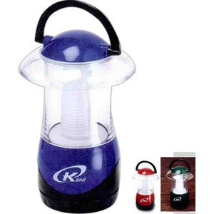 Canadian Manufactured 4 LED Mini Lanterns Flashlights, Personalized With Your Logo!