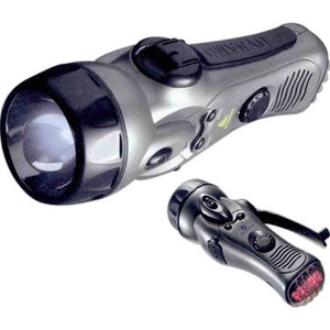 Custom Printed Canadian Manufactured 4 LED Rescue Flashlight Tools