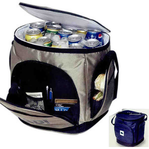 Custom Printed Canadian Manufactured 40 Can Executive Cooler Bags