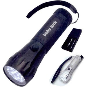 Canadian Manufactured Dynamo LED Flashlights, Custom Imprinted With Your Logo!