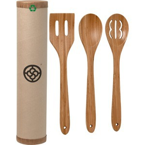 Custom Printed Canadian Manufactured Eco-friendly Utensil Sets
