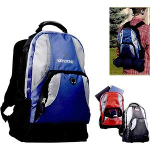 Custom Printed Canadian Manufactured Edge Sport Backpacks