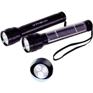 Custom Printed Canadian Manufactured Executive Solar Flashlights
