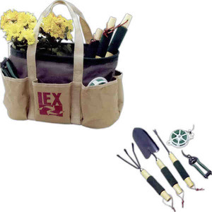 Canadian Manufactured Garden Tool Bags, Custom Made With Your Logo!