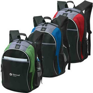 Custom Printed Canadian Manufactured Metro Backpacks