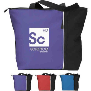 Custom Printed Canadian Manufactured Metro Leisure Tote Bags