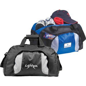Custom Printed Canadian Manufactured Nexus Club Duffel Bags
