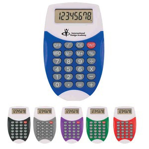 Custom Printed Canadian Manufactured Pocket Calculators
