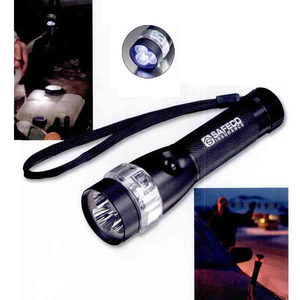 Custom Printed Canadian Manufactured Roadside 3M Bulb Flashlights With Flashers