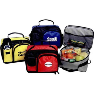 Custom Printed Canadian Manufactured Rondo Lunch Coolers