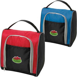 Custom Printed Canadian Manufactured Six Pack Plus Insulated Lunch Boxes