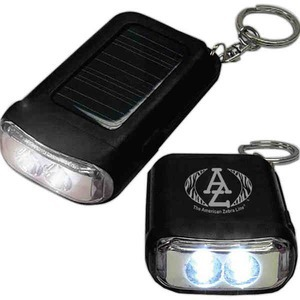 Custom Printed Canadian Manufactured Solar Keychain Lights