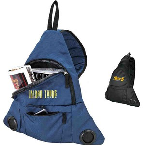 Custom Printed Canadian Manufactured Trek Hip Bag Backpacks