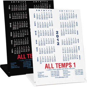 Custom Printed Canadian Manufactured Two Year Calendars