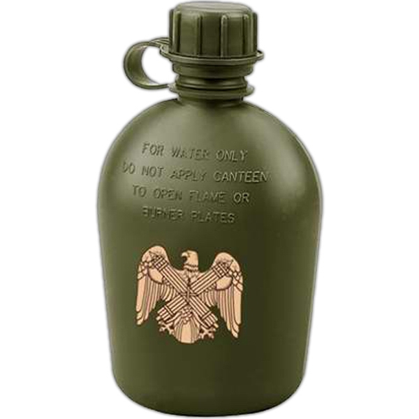 Custom Printed Military Style Canteens