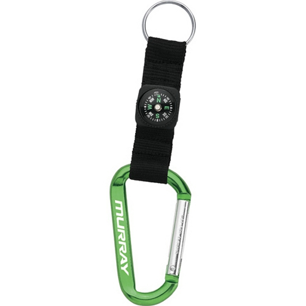 1 Day Service Emergency 8mm Carabiners, Custom Designed With Your Logo!