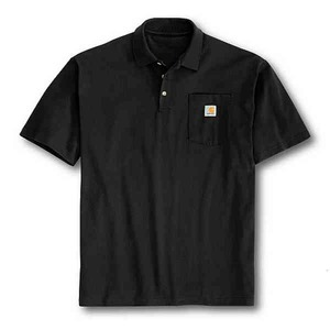 Carhartt brand polo work shirts custom designed with your for Work polo shirts with logo