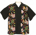 Custom Designed Casino 50s Party Bowling Shirts