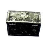 Custom Made Cast Aluminum Treasure Chests