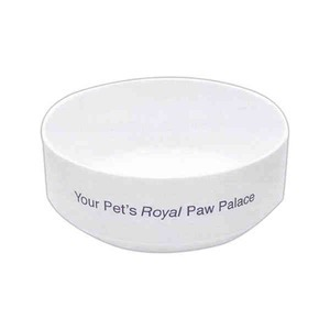 Cat Bowls, Custom Imprinted With Your Logo!