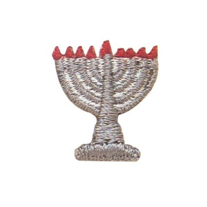 Chanukah Holiday Appliques, Custom Printed With Your Logo!