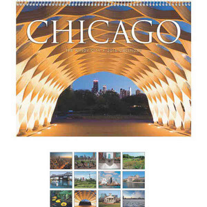 Custom Printed Chicago Appointment Calendars