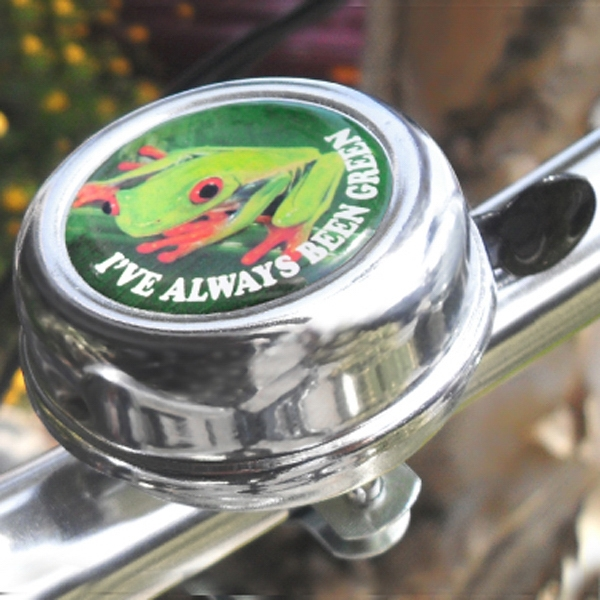 Custom Imprinted Bicycle Bells